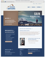 Doescher Advisors Website