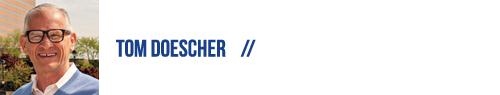 Tom Doescher - Doescher Advisors