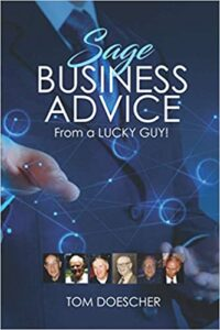BUSINESS ADVICE From a LUCKY GUY!